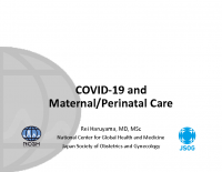 1-COVID 19 and Maternal Perinatal Care